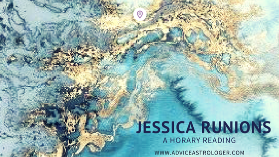 Jessica Runions: A Horary Reading