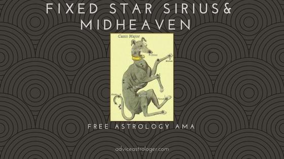 Ama: Fixed StarSirius