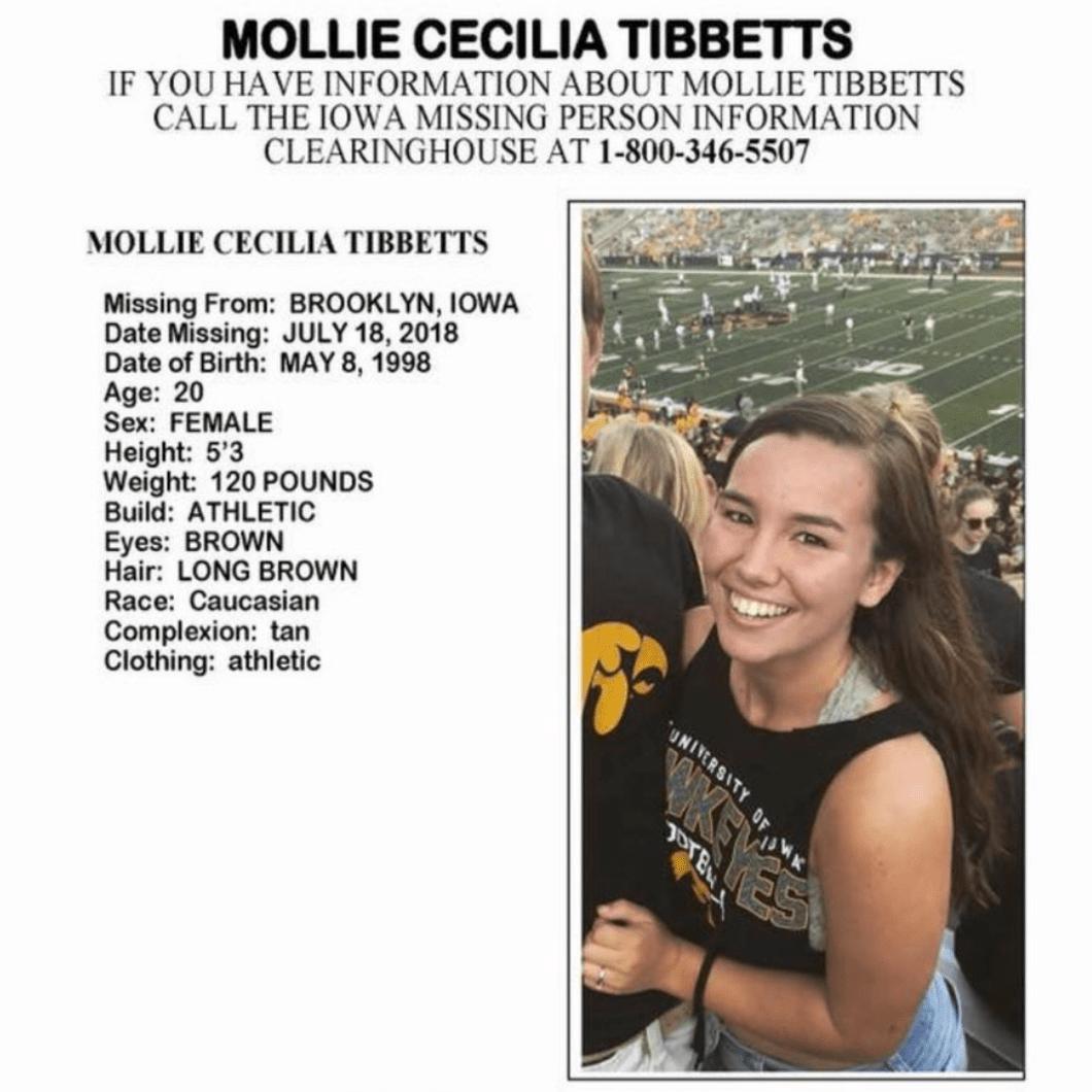 Missing: Molly Tibbitts
